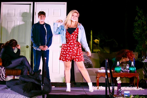 BWW Review: Vivid Theatre's Outdoor Production of Joshua Harmon's BAD JEWS at the JCC on the Cohn Campus