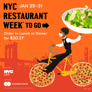 NYC & Company Launches NYC RESTAURANT WEEK® To-Go on 1/25