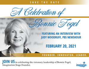 Imagination Stage Event Will Celebrate The Career Of Bonnie Fogel