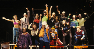 RENT Original Cast and Crew Members Reflect on the Show's Premiere and Losing Jonathan Larson, 25 Years Ago Today