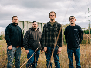 Alternative Metal Band ALBORN Releases New Single 'Cause To Create'