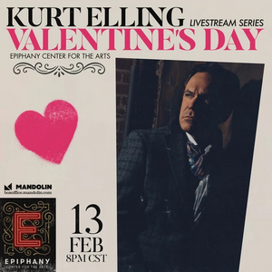 The Kurt Elling Quintet to Perform Special Valentine's Day Concert from Chicago's Epiphany Center for the Arts