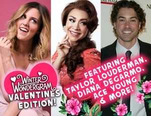 Taylor Louderman, Diana DeGarmo, Ace Young and More to Take Part in Winter Wondergram: Valentine's Day Edition