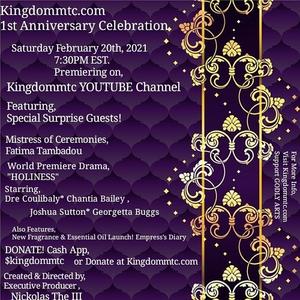 Kingdommtc Announces 1st Anniversary Event