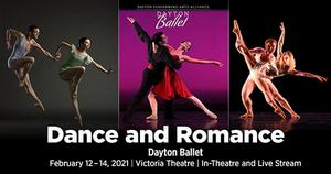 Dayton Ballet Presents Dance and Romance