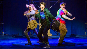 Concord Theatricals Acquires Licensing Rights For THE LIGHTNING THIEF: THE PERCY JACKSON MUSICAL