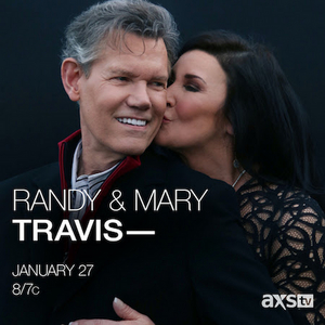 THE BIG INTERVIEW WITH DAN RATHER Presents a Rare Sit-Down with Country Music Icon Randy Travis and His Wife Mary