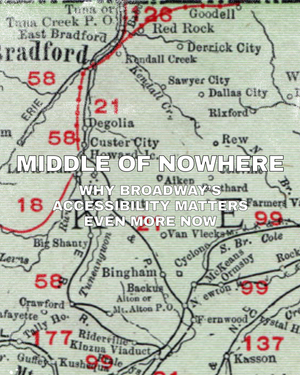 BWW Blog: Middle of Nowhere