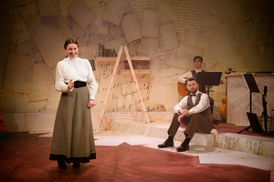 The Barn Theatre to Stream Archived Recording of DADDY LONG LEGS Starring Ryan Bennett and Rebecca Jayne-Davies
