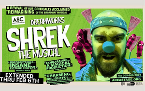 SHREK THE MUSICAL Extended at Area Stage Company