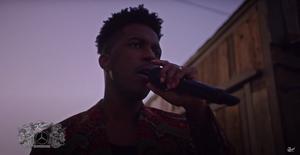 VIDEO: Leslie Odom Jr. Performs 'Speak Now' on JIMMY KIMMEL LIVE!