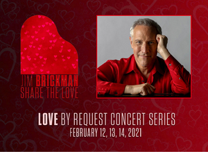 Hennepin Theatre Trust Partners With Minnesota Theaters to Present Jim Brickman's SHARE THE LOVE