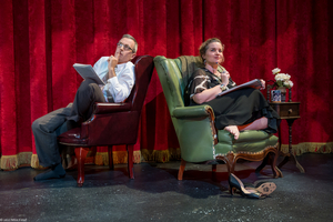 Athens Theatre Presents LOVE LETTERS