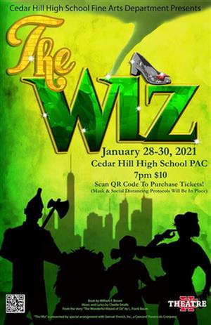 Cedar Hill High School Returns to the Stage With THE WIZ