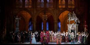 Opera Australia Uses Rapid COVID-19 Testing Backstage at Production of ERNANI