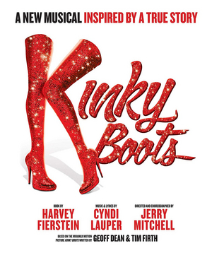 Filmed Version of KINKY BOOTS Will Be Released on Blu-Ray This Spring