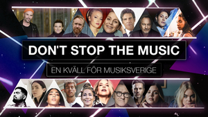 TV4 Hosts DON'T STOP THE MUSIC Fundraising Gala For Musicians and Artists