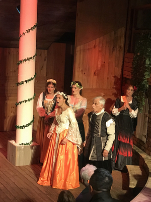 BWW Review: MUCH ADO ABOUT NOTHING at Shoreside Theatre