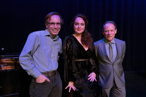BWW Review: LOVE, DESIRE & MYSTERY - IL PARLE, ELLE CHANTE faces DESIRE at The French Institute