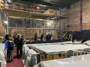 BWW Feature: Renovations at Historic Holly Theatre