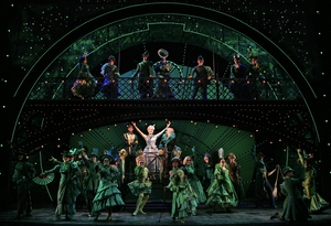IN THE HEIGHTS Director Jon M. Chu Will Helm WICKED Film Adaptation