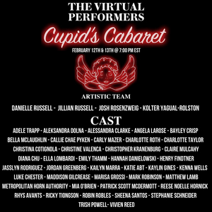 The Virtual Performers Presents CUPID'S CABARET