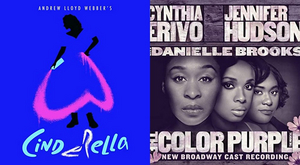New and Upcoming Releases For the Week of February 1 - Webber's CINDERELLA Cast Recording, and More!