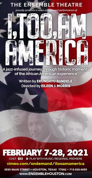 The Ensemble Theatre Kicks Off Black History Month 2021