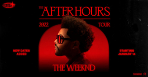 The Weeknd Announces AFTER HOURS World Tour
