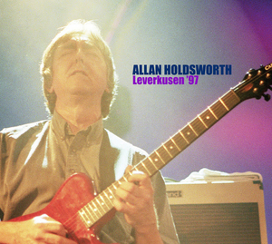 Allan Holdsworth's 'LEVERKUSEN '97' Will Be Released March 12