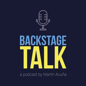 BWW Blog: Bridging the Gap - Martín Acuña's Mission with Podcast BACKSTAGE TALK