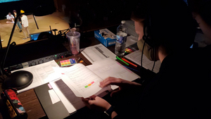 BWW Blog: What It's Like To Be a (First-Time) Student Stage Manager During COVID-19