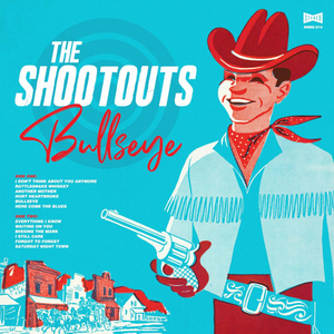 The Shootouts Announce Sophomore Album 'Bullseye'
