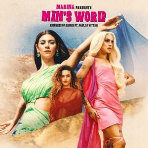 Marina Returns With 'Man's World Empress Of Remix'
