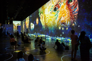 IMMERSIVE VAN GOGH Announces Call for Artists