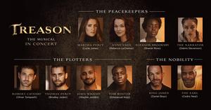 Lucie Jones, Oliver Tompsett, Daniel Boys & More to Star in World Premiere Concert Screening of TREASON THE MUSICAL