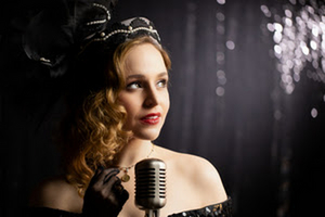 Nina Herzog Celebrates Valentine's Day With Her Version Of Elvis Presley's Classic Song 'Can't Help Falling In Love'