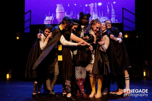 BWW Review: PUFFS at West Fargo High School Theatre