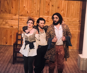 BWW Review: HAMLET at Shoreside Theatre, Pumphouse