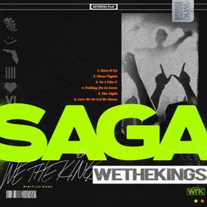 We The Kings Release New EP 'SAGA'