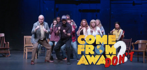 Canada's 22 MINUTES Parodies 'Welcome to the Rock' from COME FROM AWAY