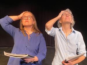 Jewish Repertory Theatre Presents THE YEAR MY MOTHER CAME BACK