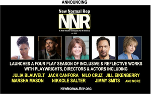 New Streaming Theater Company New Normal Rep Announced, Featuring Inaugural Four Play Season