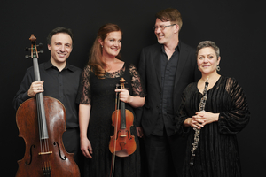 Diana Doherty and the Streeton Trio Embark on National Tour of Chamber Music For Oboe Quartet