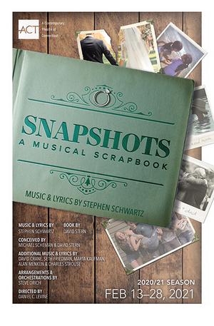 ACT Of CT Presents Stephen Schwartz's SNAPSHOTS: A Musical Scrapbook