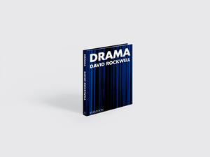 New Book DRAMA by Tony Award-Winning Set Designer David Rockwell to be Released