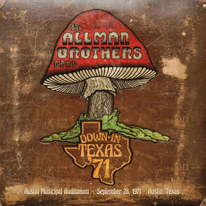 The Allman Brothers Band To Release Live Album 'Down In Texas '71'