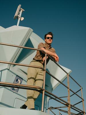 Nick Waterhouse Debuts 'Very Blue' & 'Medicine'