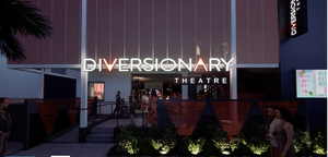 Diversionary Theatre's Announces their Renovation in the BUILDING BACK BETTER Event