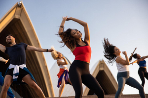 Free Outdoor Dance Classes Come to Sydney Opera House This March